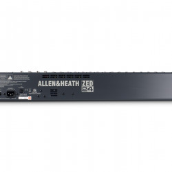 Allen & Heath Zed-24 Analogue Mixing Console PRE-ORDER