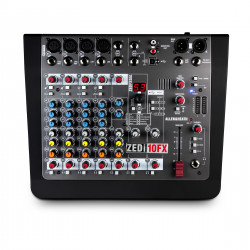 Allen & Heath Zedi 10 FX Analogue Mixing Console