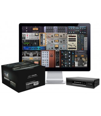 Universal Audio UAD-2 Satellite Thunderbolt Octo Ultimate on demand