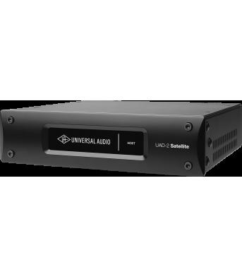 Universal Audio UAD-2 Satellite Thunderbolt QUAD Custom ON DEMAND