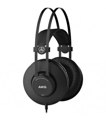 Akg K52 Closed Back Headphones