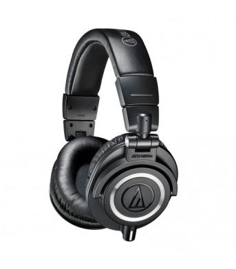 Audio Technica ATH-M50x Closed Back Studio Headphones