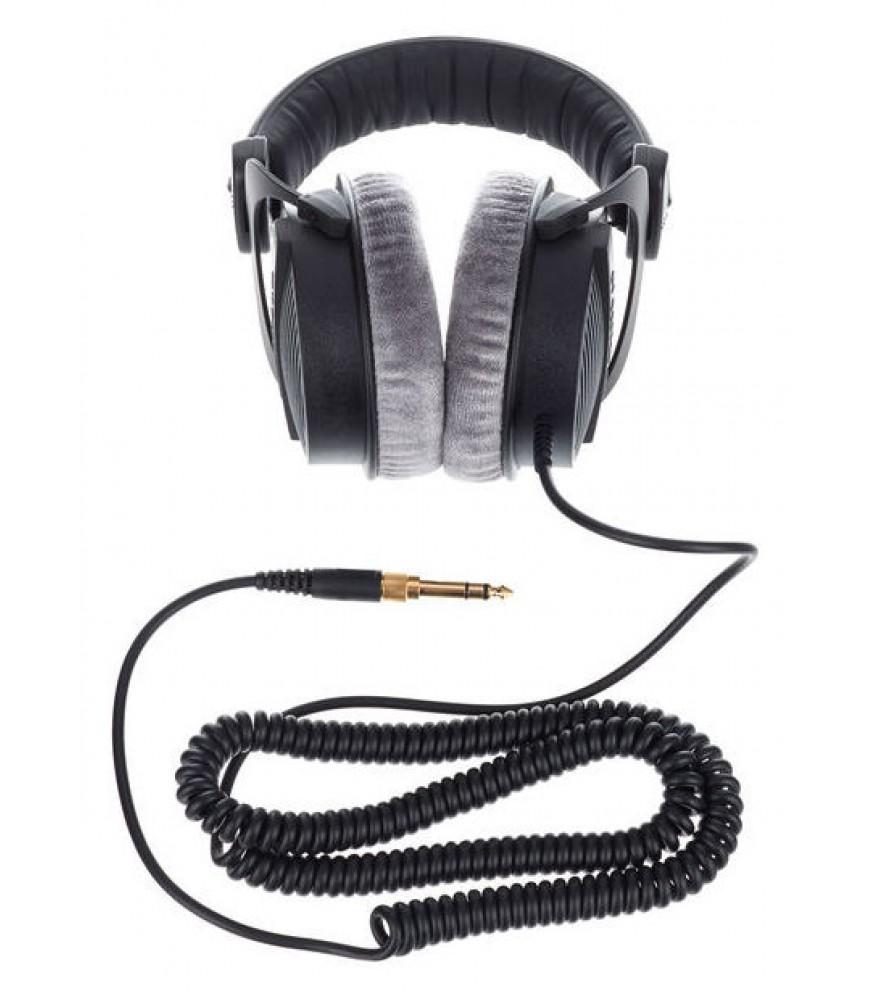 beyerdynamic dt 990 pro 250 ohms open back studio headphones. Black Bedroom Furniture Sets. Home Design Ideas