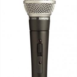 Shure SM58 S Dynamic Microphone