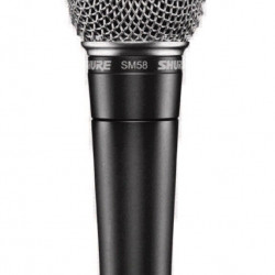 Shure SM58 LC  Dynamic Microphone
