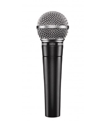 Shure SM58 LC  Dynamic Microphone