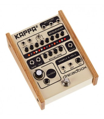 Dreadbox Kappa V2 Controller Sequencer
