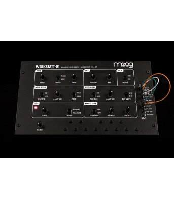 Moog Werkstatt-Ø1 Analogue Synthesizer