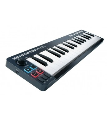 M-Audio Keystation Mini 32 MKII MIDI Keyboard
