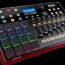 Akai MPD232 Drum Pad Controller
