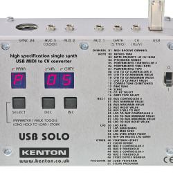 Kenton Pro Solo Usb